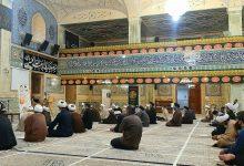 تصویر گزارش تصویری درس خارج فقه آیت الله مصباحی مقدم