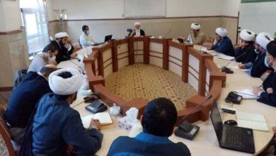 تصویر بیست و یکمین جلسه درس خارج فقه پول و بانک آیت الله مصباحی مقدم برگزار شد.