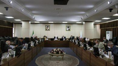 تصویر بودجه سال ۱۴۰۰ در هیئت عالی نظارت مجمع تشخیص مصلحت نظام بررسی شد.