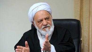 تصویر آیت الله مصباحی مقدم: آقای رئیسی را اصلح میدانم/نامزدها باید نقشه راه داشته باشند.