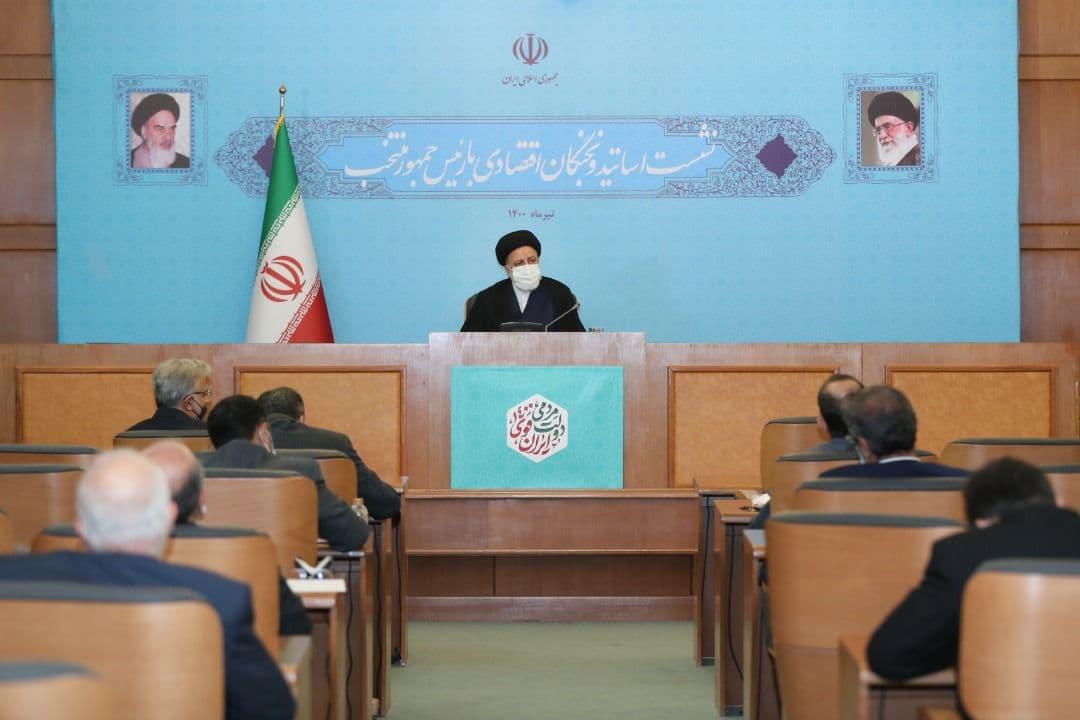 تصویر گزارش تصویری حضور آیت الله مصباحی مقدم در دیدار هشتمین رئیس جمهور منتخب با اساتید و نخبگان اقتصادی.